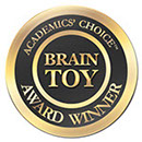 SFGameRaising - Academics' Choice Brain Toy Award