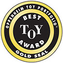 SFGameRaising - Oppenheim Best Toy Award
